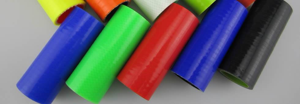 There are more than five coupling hoses, and they have different colours: blue, green, red, white and black.